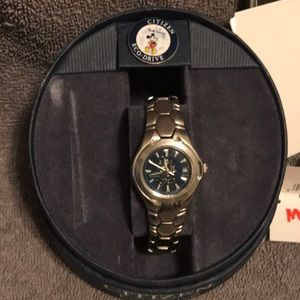 Mickey Citizen Watch